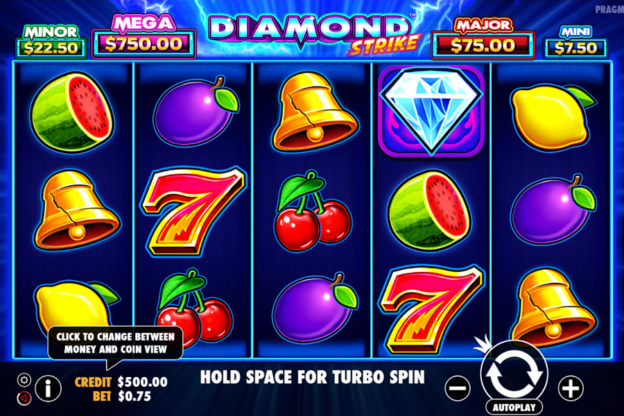 Play Gold Strike Slot Machine Free With No Download